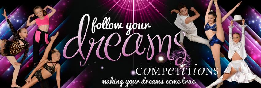 Follow Your Dreams Dancing Competitions